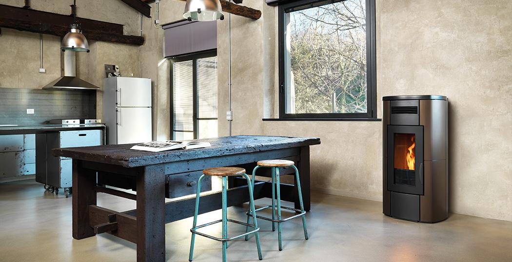 poele a pellet ypres. Black Bedroom Furniture Sets. Home Design Ideas