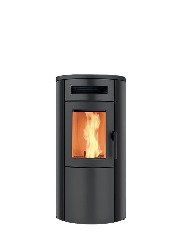 Ravelli - Poêle à Pellets - AIR - Dual 7 Glass