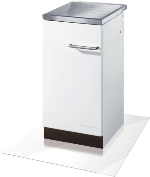 Haas & Sohn - Cuisinière à bois - HSZ 40.5
