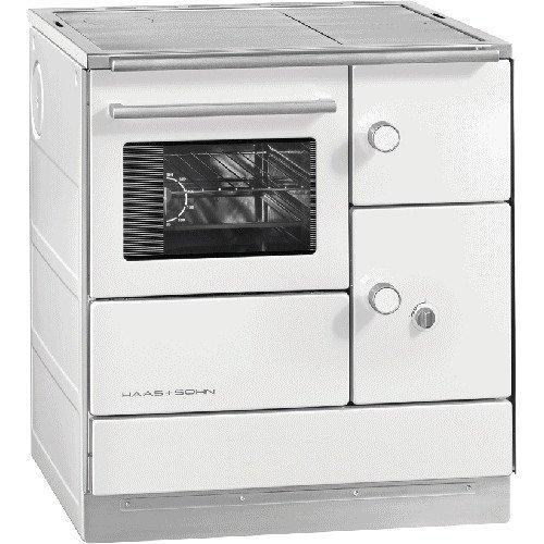 Haas & Sohn - Cuisinière à bois - DH 75.5