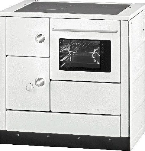 Haas & Sohn - Cuisinière à bois - HA 85.5-A