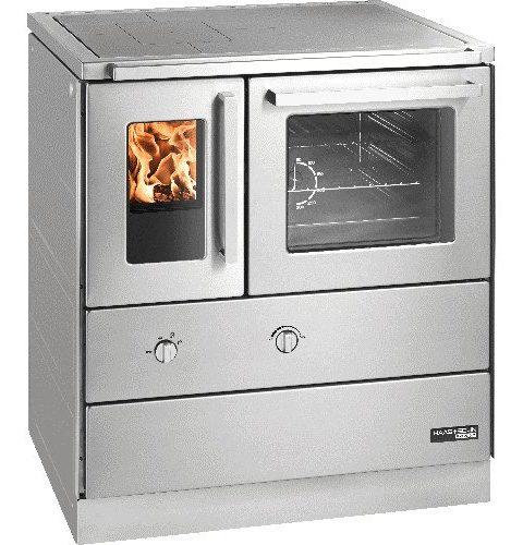 Haas & Sohn - Cuisinière à bois - HSDZ 75.5-SF EASY