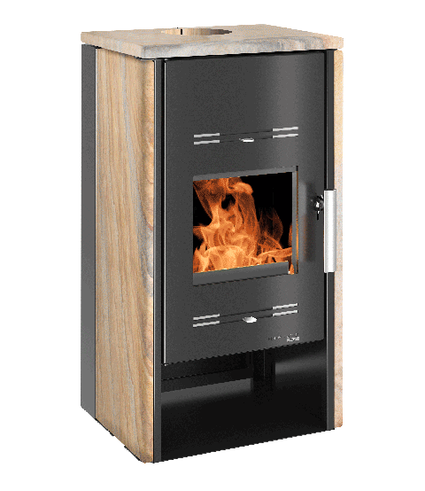 Haas & Sohn - Poêle à bois - KUFSTEIN 286.12-ST